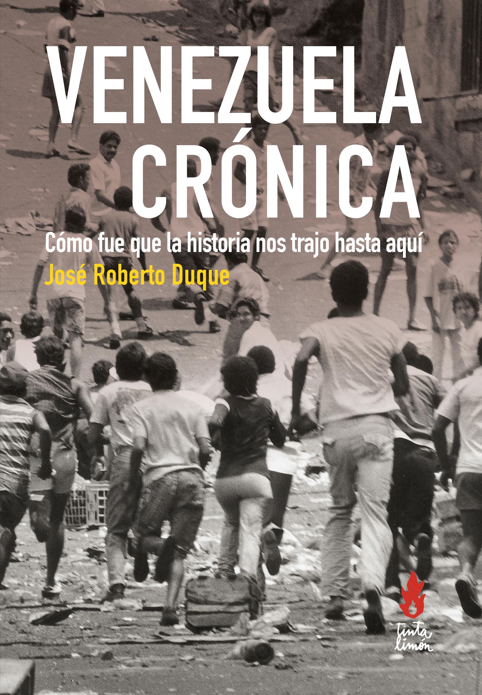 Venezuela Crónica - tapa